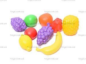 Игрушечные фрукты,