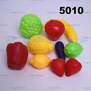 Игрушечные фрукты и овощи, 5010