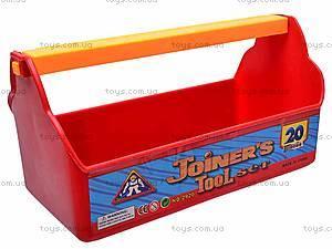 Игрушечные инструменты в саквояже, 2920, игрушки