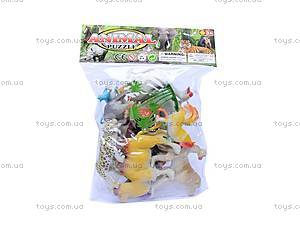 Игрушечные животные, 0546-7, игрушки