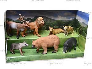 Игрушечные животные «Ассорти», 96169618, детские игрушки