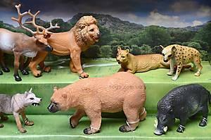 Игрушечные животные «Ассорти», 96169618, магазин игрушек