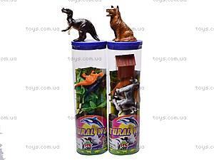Игрушечные животные «Рептилии», HDH23667A-F, купить