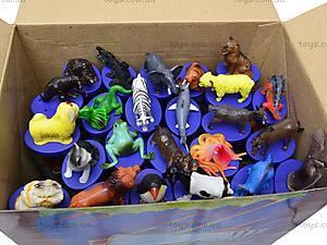 Игрушечные животные «Рептилии», HDH23667A-F, детские игрушки