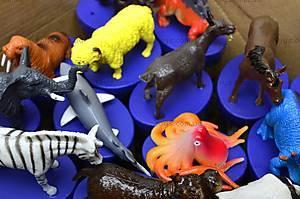 Игрушечные животные «Рептилии», HDH23667A-F, toys.com.ua