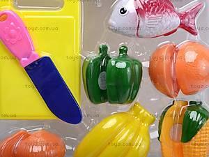 Игрушечные овощи на липучках, 724, фото