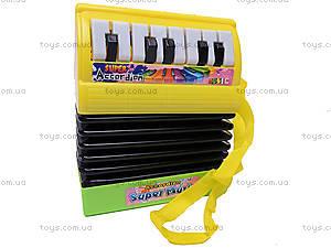Игрушечный маленький аккордеон, WX2111A, цена