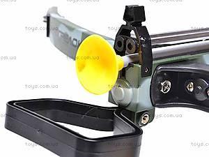 Игрушечный арбалет с лазерным прицелом, M0004, фото