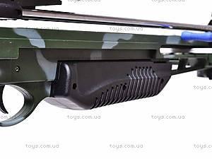 Игрушечный арбалет с лазерным прицелом, M0004, детские игрушки
