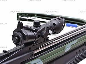Игрушечный арбалет с лазерным прицелом, M0004, toys