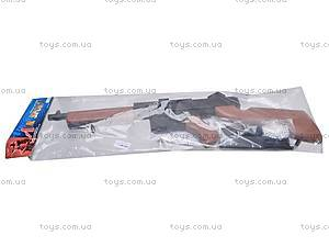 Игрушечный автомат на пульках, M306B, цена