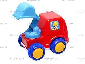 Игрушечный автомобиль, инерционный, EB80001R, фото