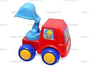 Игрушечный автомобиль, инерционный, EB80001R, игрушки