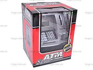 Игрушечный банкомат, HC014917, детские игрушки