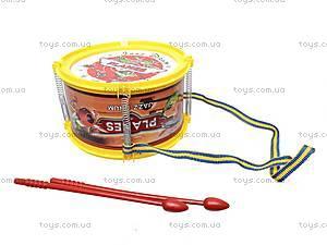Игрушечный барабан «Литачки», 3308-17, купить