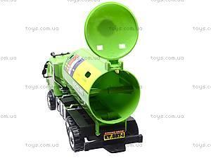 Игрушечный бензовоз, КТ887-1, купить