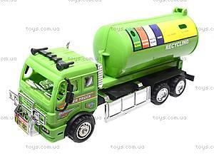 Игрушечный бензовоз, КТ887-1, цена
