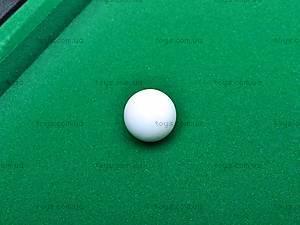 Игрушечный бильярд, 68901, фото