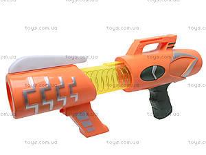 Игрушечный бластер стреляет шарами, X43, фото