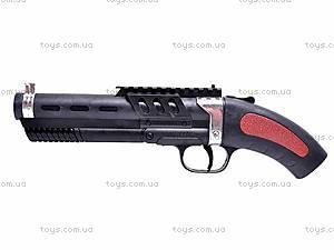 Игрушечный детский пистолет, на пульках, 2034, купить