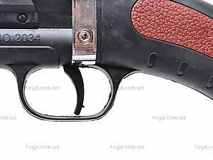 Игрушечный детский пистолет, на пульках, 2034, детские игрушки