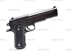 Игрушечный детский пистолет, с пульками, JKX333, купить