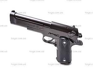 Игрушечный детский пистолет, с пульками, JKX333, цена