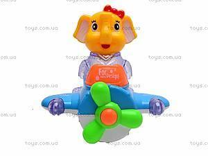 Игрушечный детский самолет, 830-1, фото
