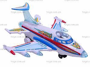 Игрушечный детский самолетик, 838, купить