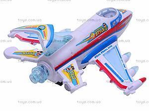 Игрушечный детский самолетик, 838, фото