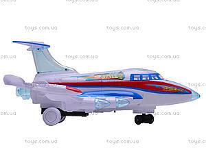 Игрушечный детский самолетик, 838, отзывы