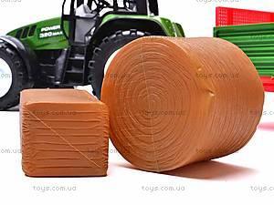 Игрушечный детский трактор, инерционный, 3089, магазин игрушек