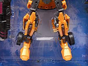 Игрушечный детский трансформер-машинка, 2227A, купить