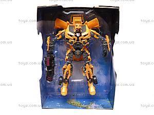 Игрушечный детский трансформер-машинка, 2227A, фото