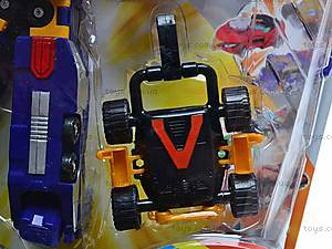 Игрушечный детский трансформер-робот, 4075, фото