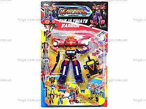 Игрушечный детский трансформер-робот, 4075