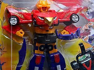Игрушечный детский трансформер-робот, 4075, игрушки