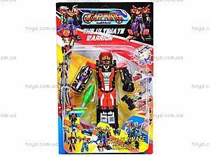 Игрушечный детский трансформер-робот, 4075, магазин игрушек