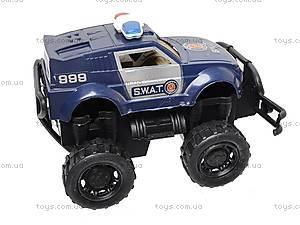 Игрушечный джип Swat, 999-065F, игрушки
