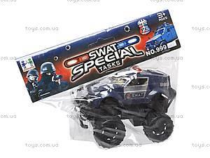 Игрушечный джип Swat, 999-065F