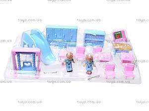 Игрушечный дом для куклы Барби, 8051, фото