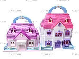 Игрушечный дом для куклы Барби, 8051, игрушки