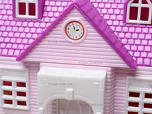 Игрушечный дом для куклы Барби, 8051, детские игрушки