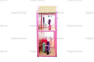 Игрушечный дом для кукол, 91D, игрушки