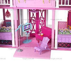Игрушечный домик Барби «Малибу», W3141, отзывы