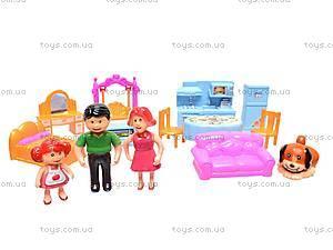 Игрушечный домик для Барби, 8033, купить
