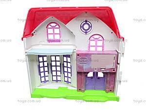 Игрушечный домик для Барби, 8033, игрушки