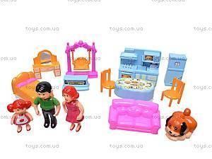 Игрушечный домик для Барби, 8033, детские игрушки