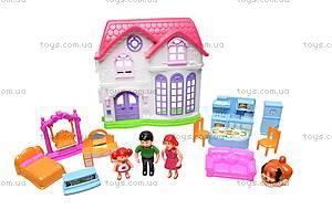 Игрушечный домик для Барби, 8033, магазин игрушек