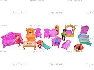 Игрушечный домик для кукол, 8036, купить